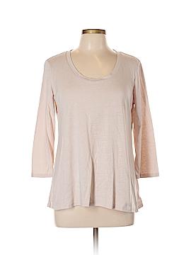 Garnet Hill Long Sleeve T-Shirt Size S