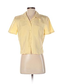 Carlisle Short Sleeve Silk Top Size 2