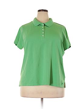 IZOD Short Sleeve Polo Size 2X (Plus)