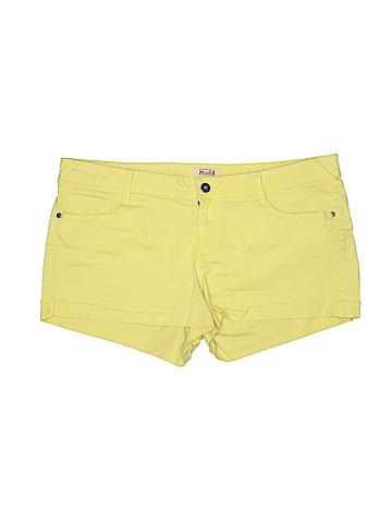 Mudd Denim Shorts Size 17
