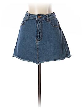 Forever 21 Denim Skirt 31 Waist
