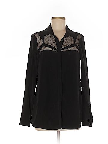 Nanette Lepore Long Sleeve Blouse Size 8