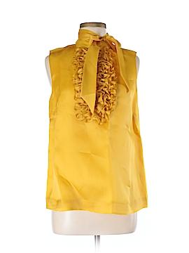 Kate Spade New York Sleeveless Silk Top Size 8