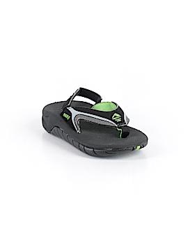 Reef Sandals Size 3/4 Kids