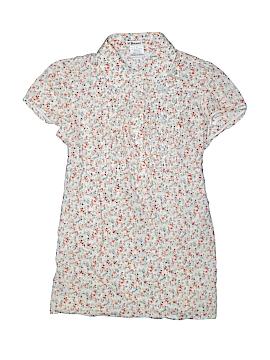 Forever Short Sleeve Blouse Size S