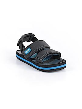 Reef Sandals Size 3 - 4 Kids