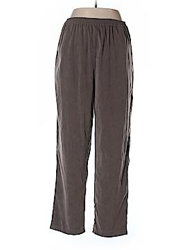 Allyson Whitmore Casual Pants Size XL