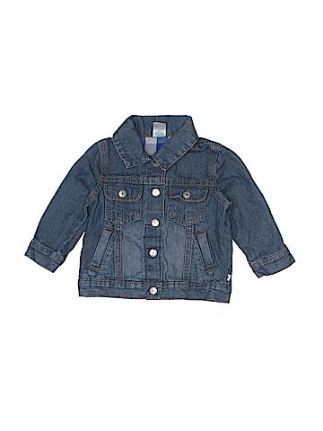 Carter's Denim Jacket Size 12 mo