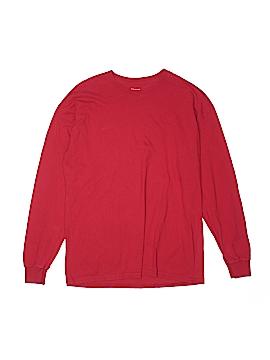 Hanes Long Sleeve T-Shirt Size L