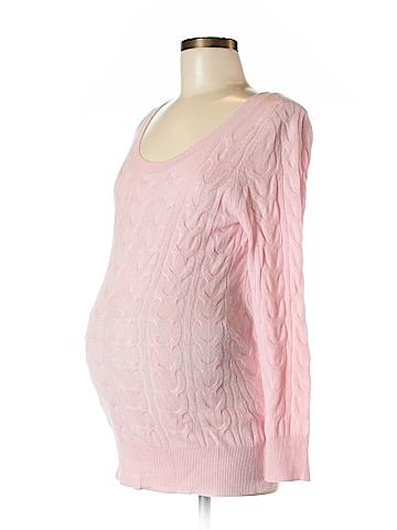 A Pea in the Pod Cashmere Pullover Sweater Size M (Maternity)