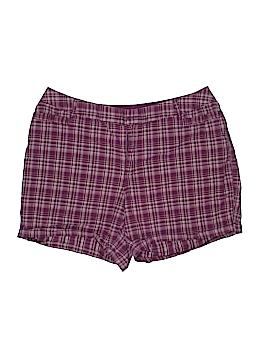 St. John's Bay Khaki Shorts Size 18 (Plus)