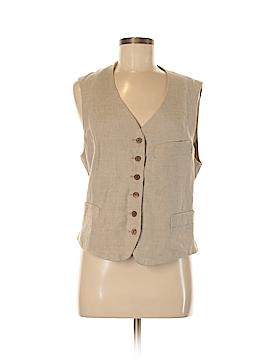 Ann Taylor Tuxedo Vest Size M