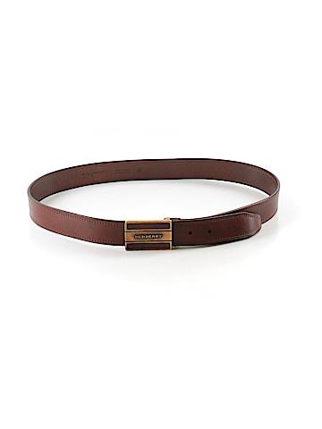 Burberry Leather Belt Size L