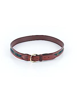 Footjoy Leather Belt Size 36