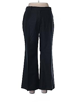 Céline Women Wool Pants Size 44 (EU)