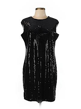 Petite Sophisticate Casual Dress Size L