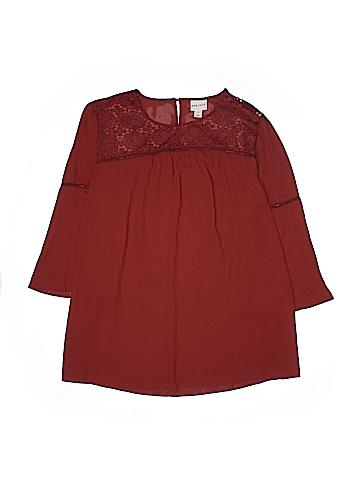 Ava & Viv 3/4 Sleeve Blouse Size 1X (Plus)