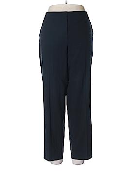 St. John Caviar Dress Pants Size 14