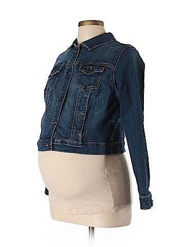 Old Navy - Maternity Denim Jacket Size L (Maternity)