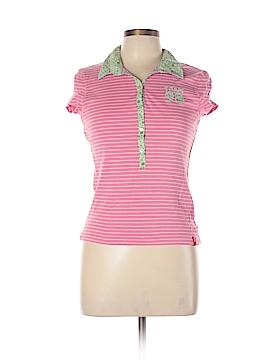 Edc by Esprit Short Sleeve Henley Size L