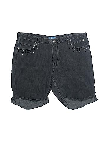 DKIN Denim Shorts Size 18W (Plus)