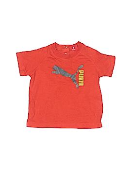 Puma Short Sleeve T-Shirt Size 6-9 mo