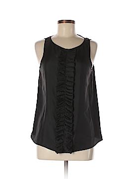 Tibi Sleeveless Silk Top Size 10