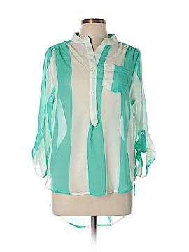 Penelope 3/4 Sleeve Blouse Size L