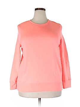 JMS Collection Sweatshirt Size 1X (Plus)