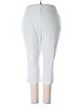 Catherines Khakis Size 20 (Plus)