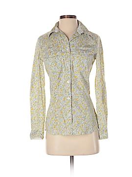 Shade Long Sleeve Button-Down Shirt Size XS