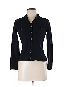 Laura Ashley Wool Cardigan Size M