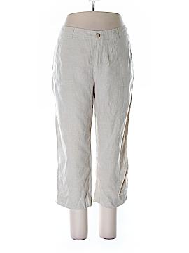 Cherokee Linen Pants Size 16