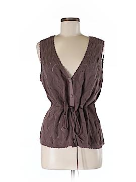 Wrap Cardigan Size 50 (EU) (Plus)