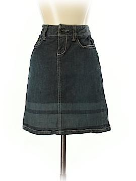 Converse One Star Denim Skirt Size 2
