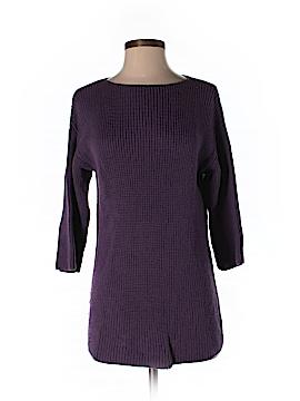 St. John Wool Pullover Sweater Size P