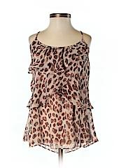 New York & Company Women Sleeveless Blouse Size XS