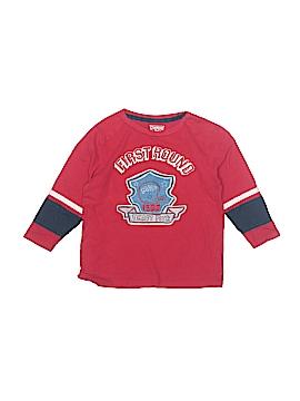 OshKosh B'gosh 3/4 Sleeve T-Shirt Size 4T