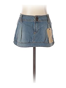 Bershka Denim Skirt Size 8