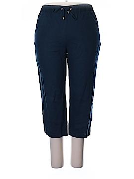 Ellen Tracy Linen Pants Size 1X (Plus)