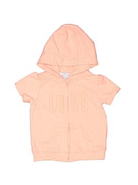 Carter's Zip Up Hoodie Size 24 mo