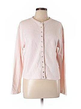 Lizwear by Liz Claiborne Cardigan Size M