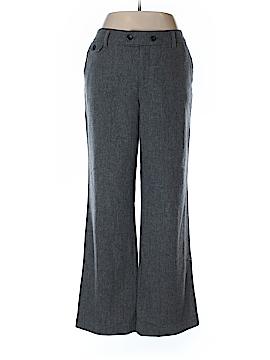 Eddie Bauer Wool Pants Size 16