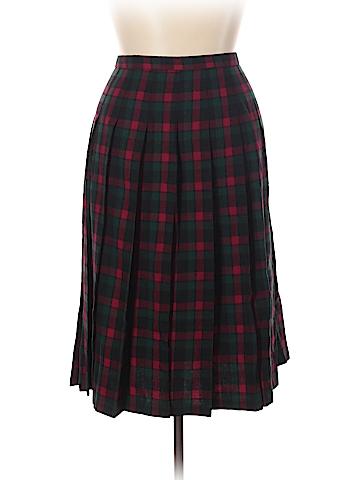 Pendleton Wool Skirt Size 14 (Petite)