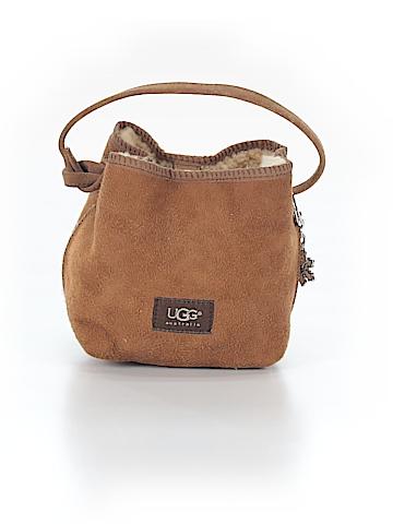 Ugg Australia Leather Satchel One Size