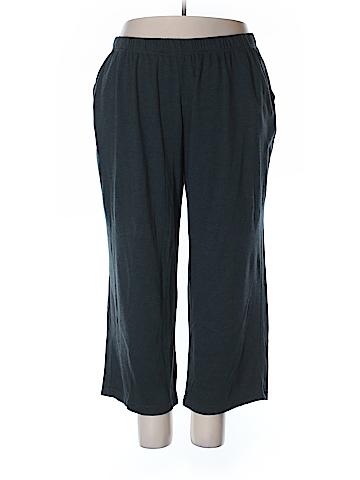 Woman Within Sweatpants Size 30 Petite (3X) (Plus)