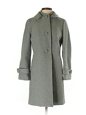 Talbots Wool Coat Size 4 (Petite)