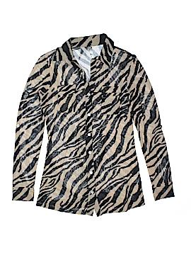 Bella D Long Sleeve Blouse Size XS