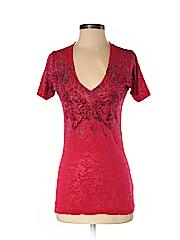 Unbranded Clothing Women Short Sleeve T-Shirt Size S