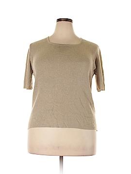 Preston & York Short Sleeve T-Shirt Size 1X (Plus)